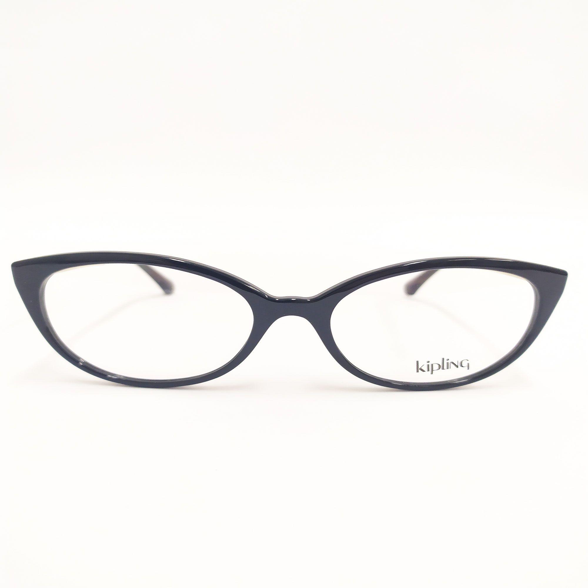 Óculos de Grau Kipling Preto 3093 E747
