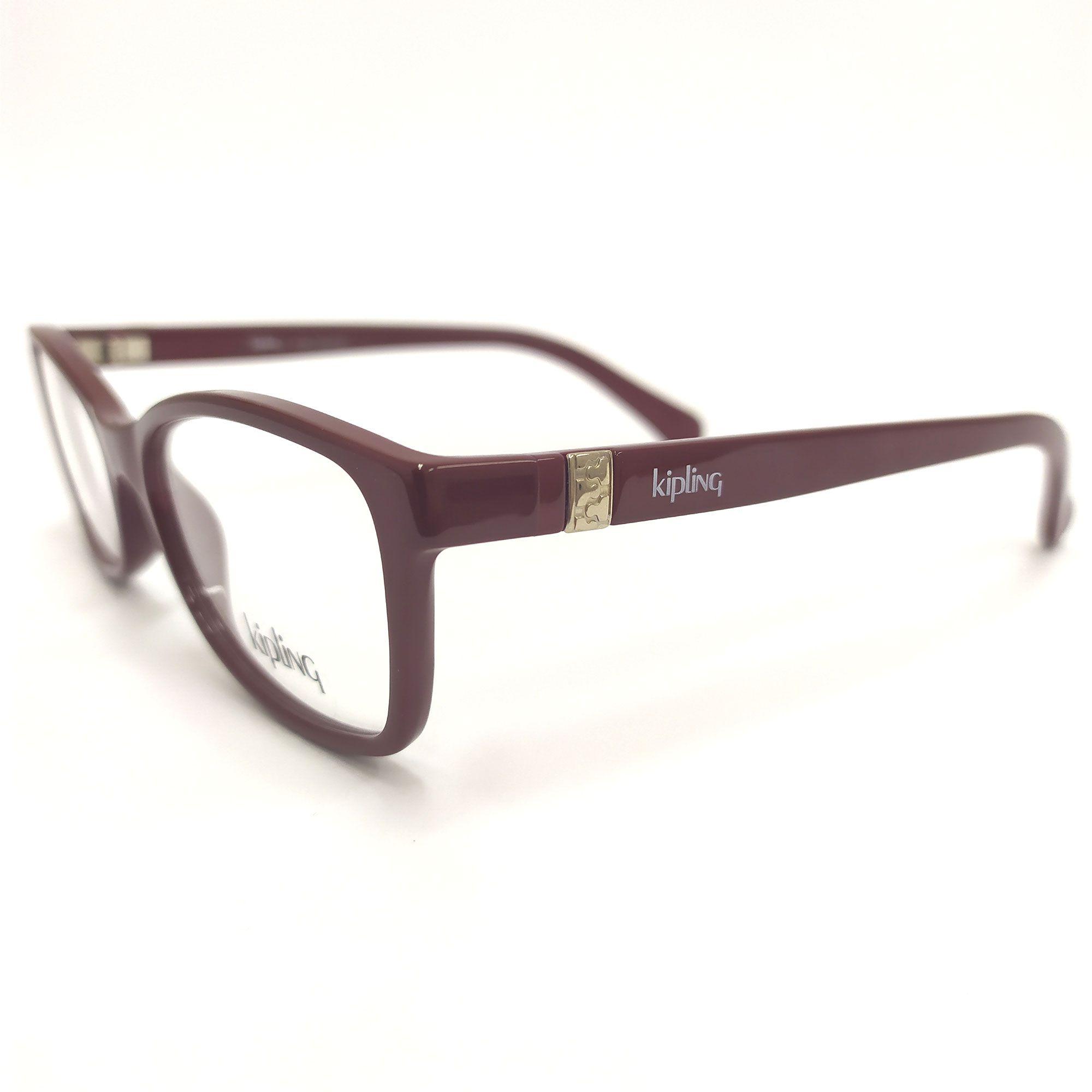 Óculos de Grau Kipling  Vermelho 3086 E440