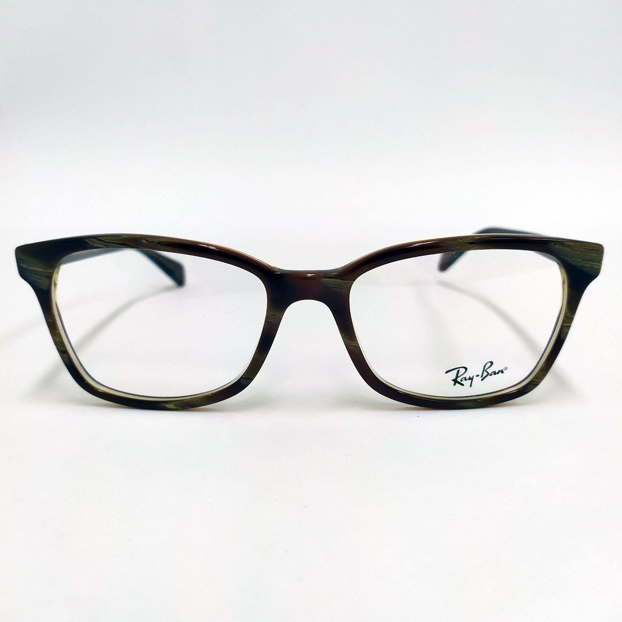 Óculos de Grau Ray-Ban Marrom 5362 5914