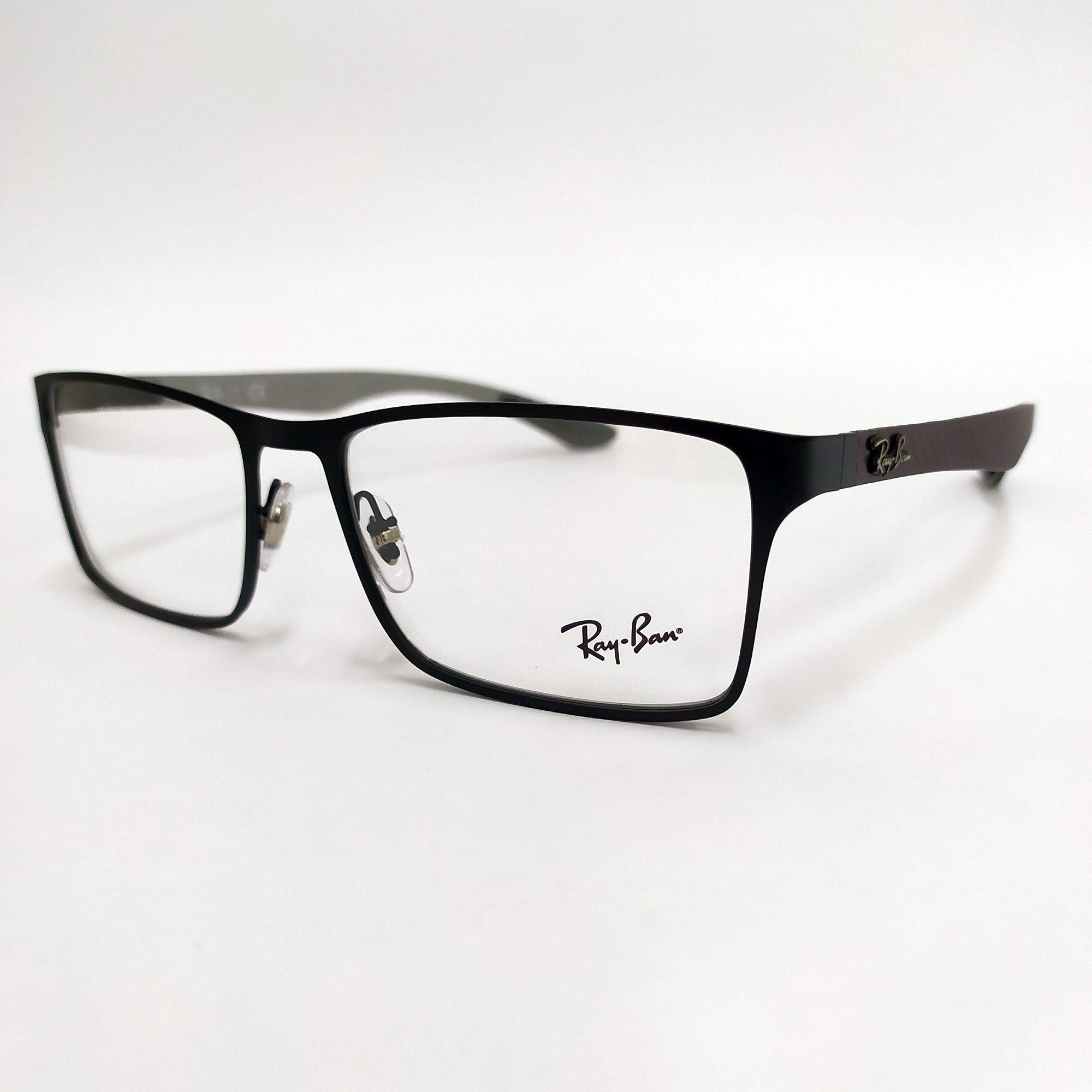 Óculos de Grau Ray-Ban Preto 8415