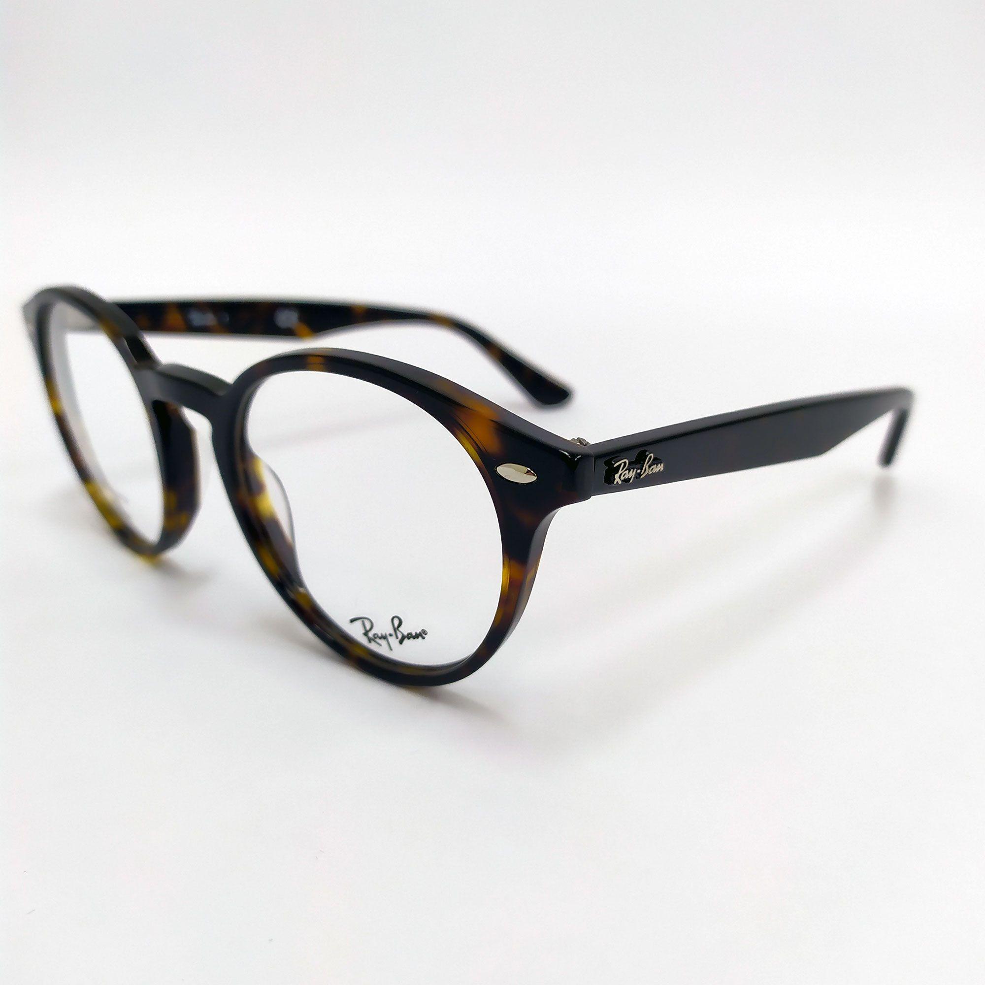 Óculos de Grau Ray-Ban Tartaruga 2180V