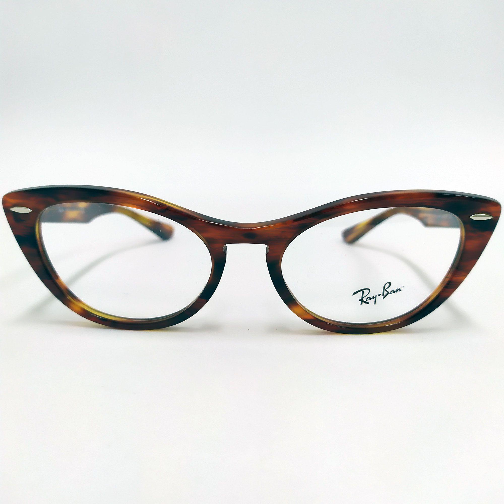Óculos de Grau Ray-Ban Tartaruga 4314-V NINA 2144