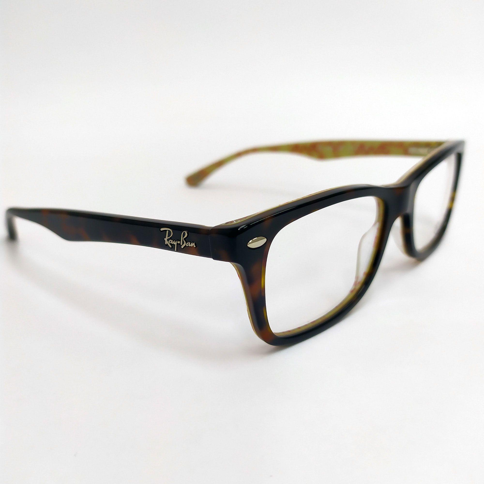 Óculos de Grau Ray-Ban Tartaruga 5228