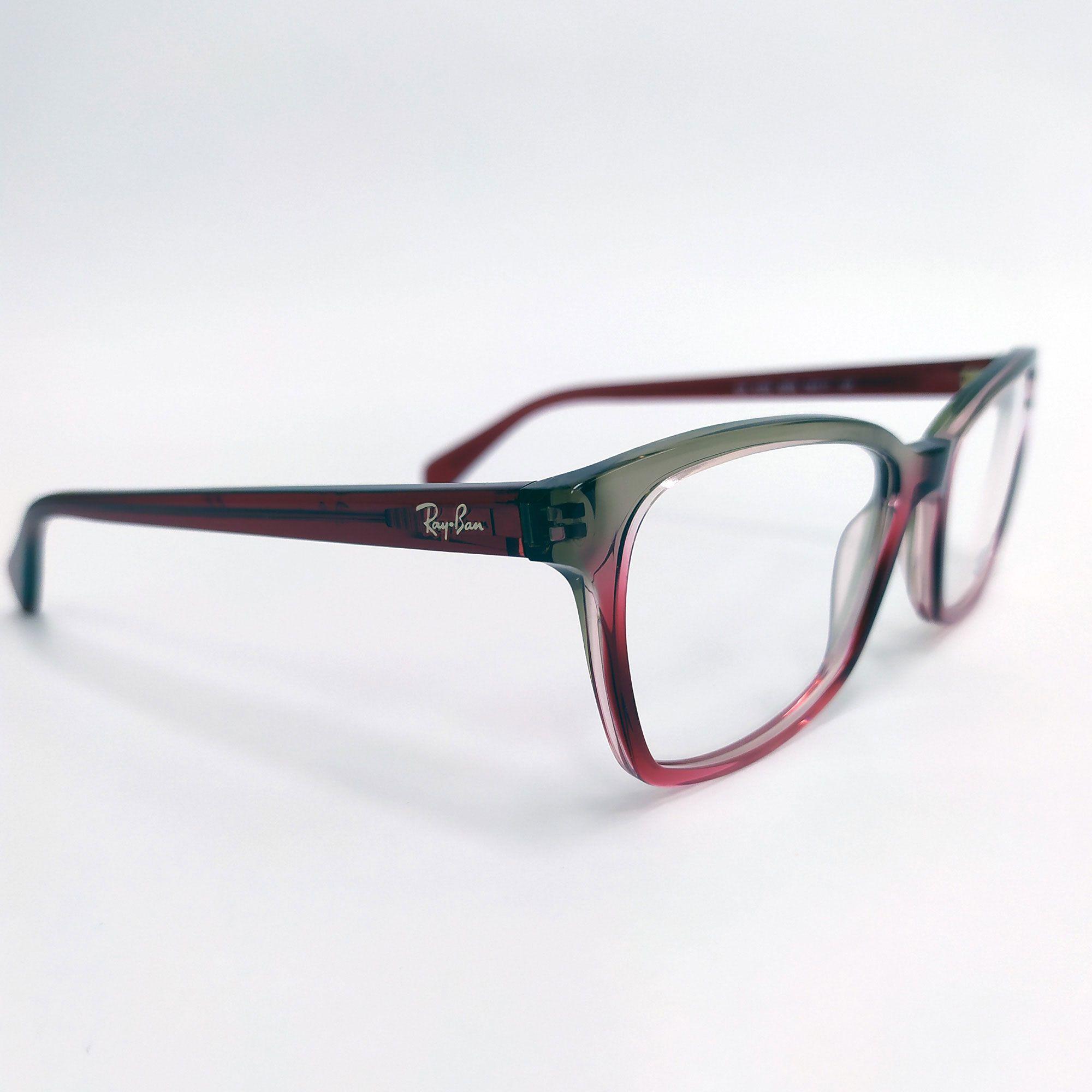 Óculos de Grau Ray-Ban Vermelho 5362