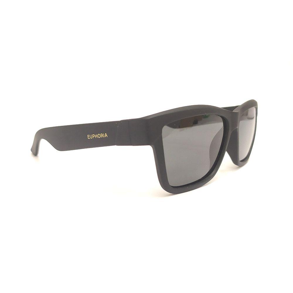 Óculos de Sol Euphoria Preto S830
