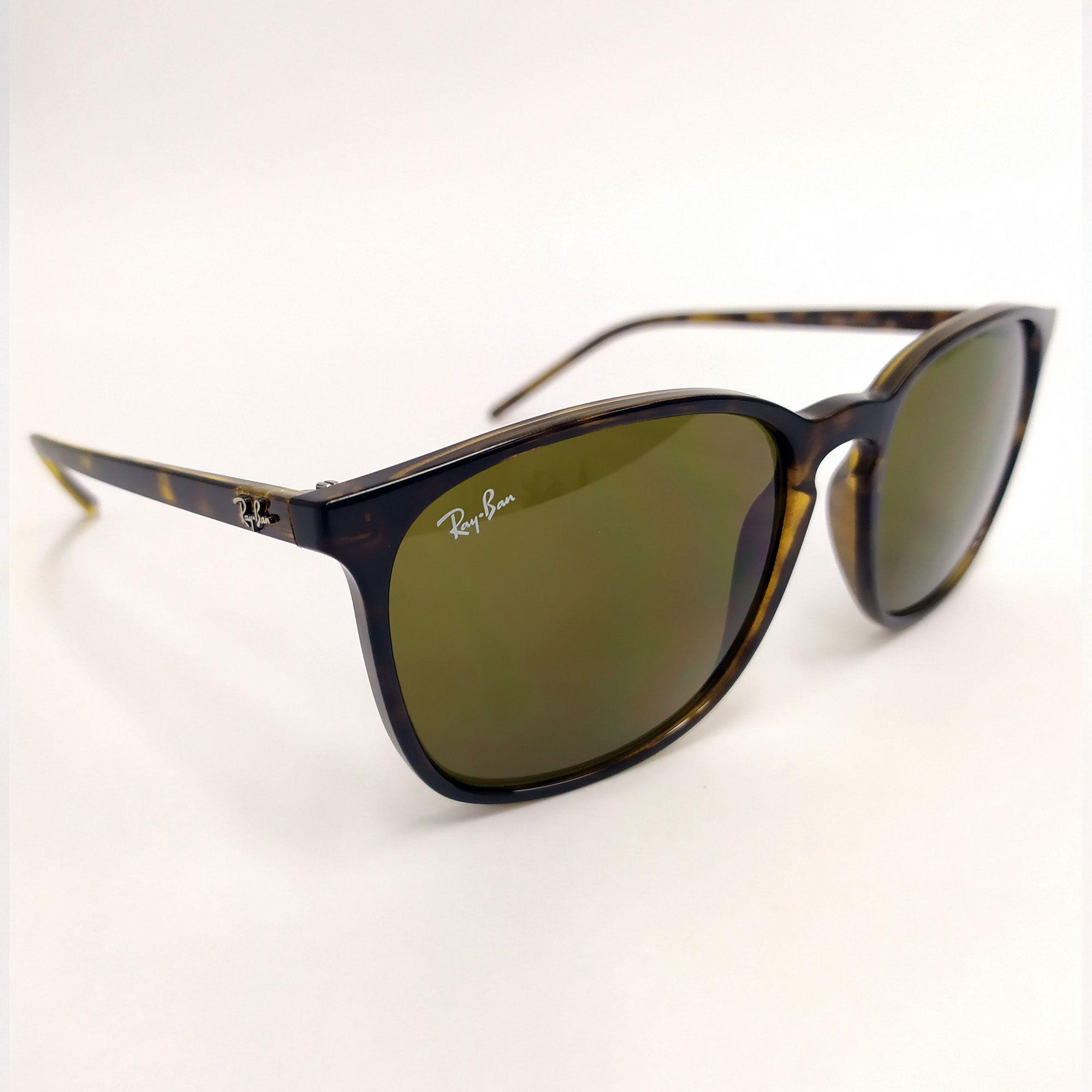 Óculos de Sol Ray-Ban Tartaruga 4387