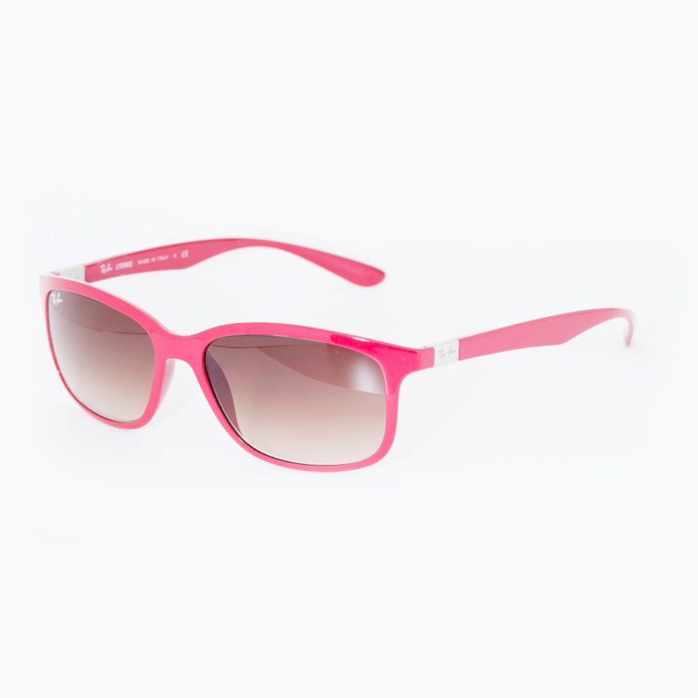 Óculos de Sol Ray Ban Vermelho 4215