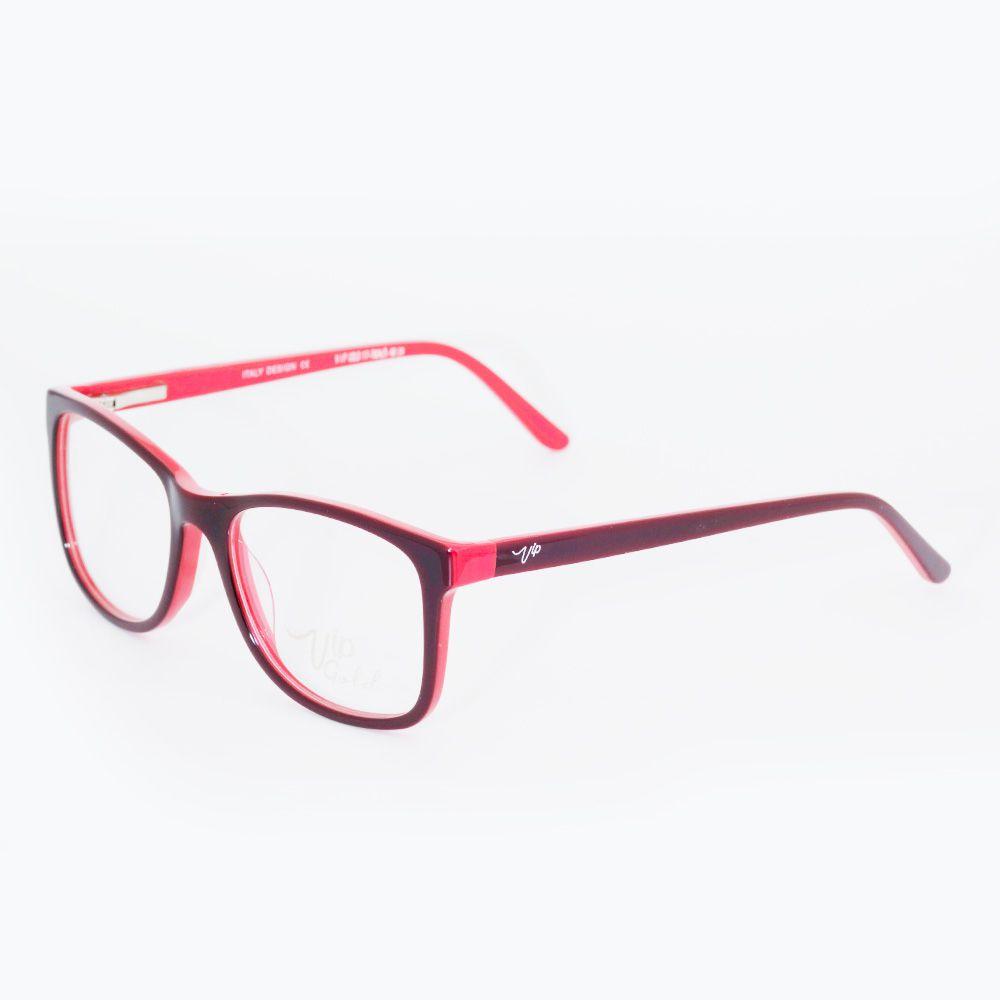 Óculos de Grau Vip Bordo 17-7004