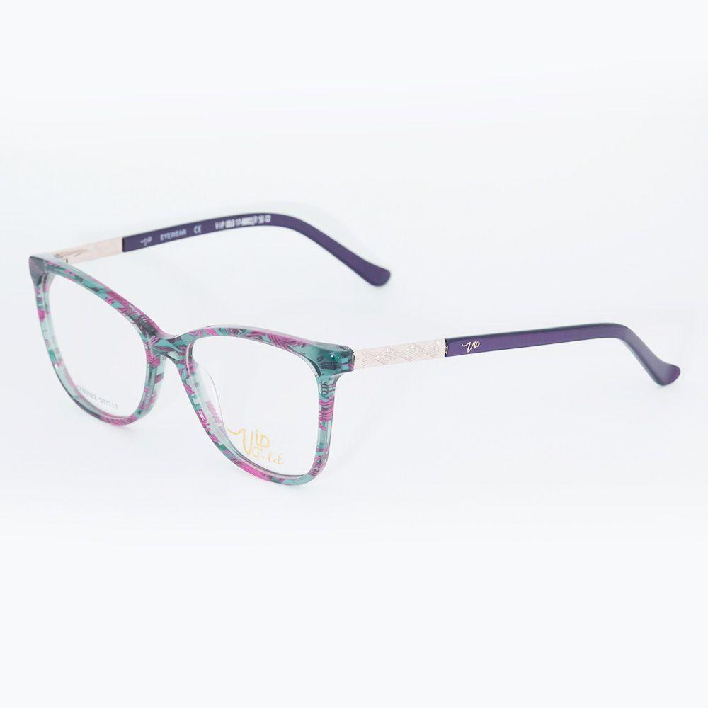Óculos de Grau Vip Tartaruga 17-80022