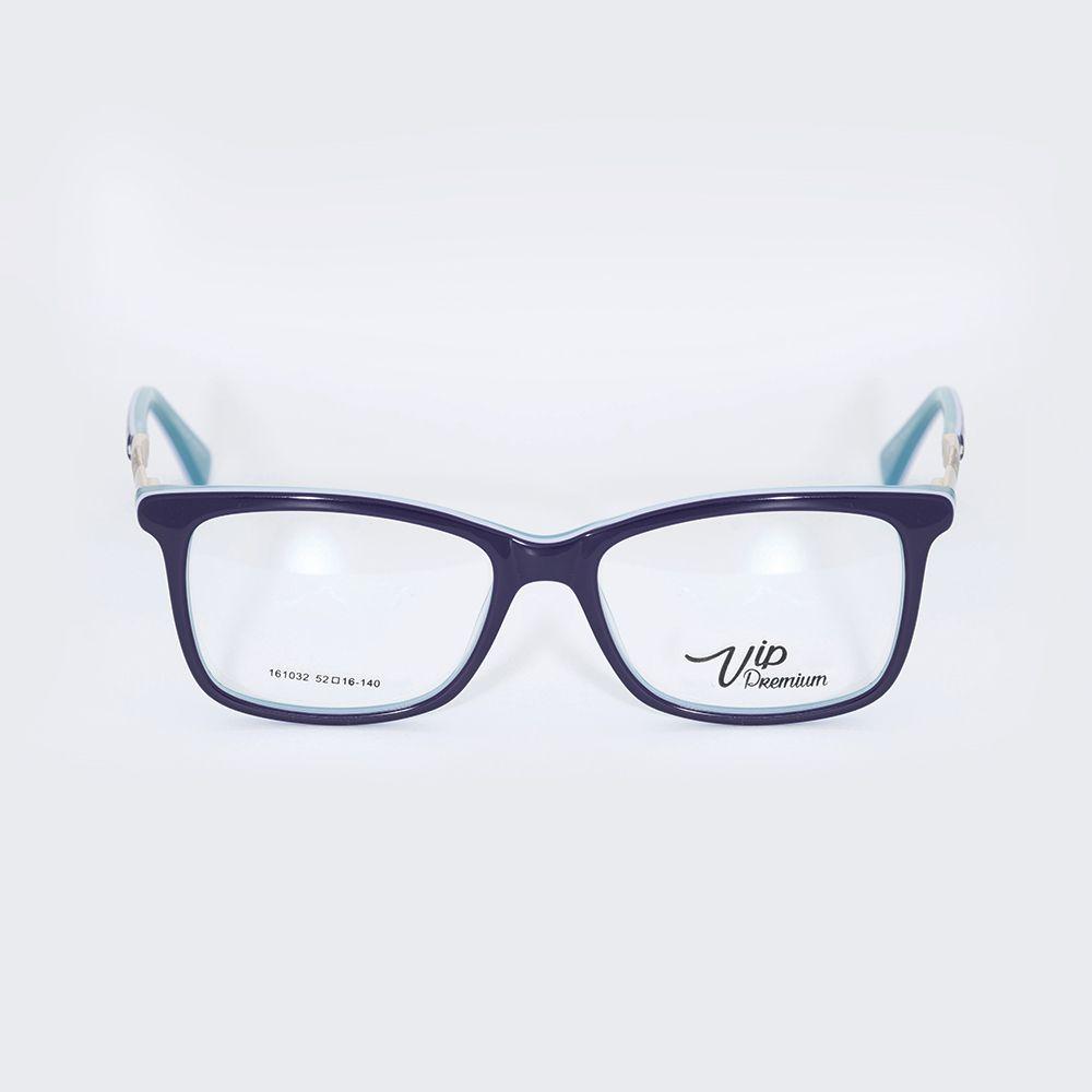 Óculos de Grau Vip Azul 17-161032