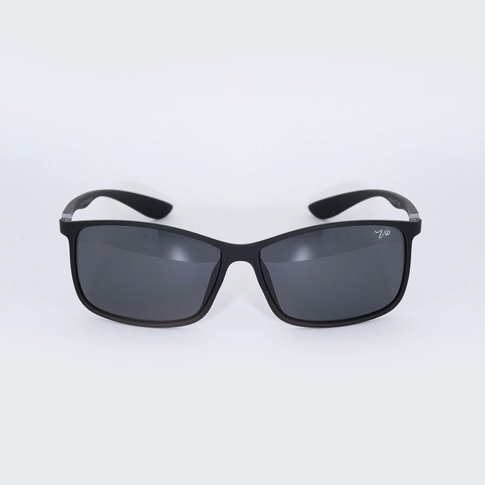 Óculos de Sol Vip Preto Fosco 17-172018