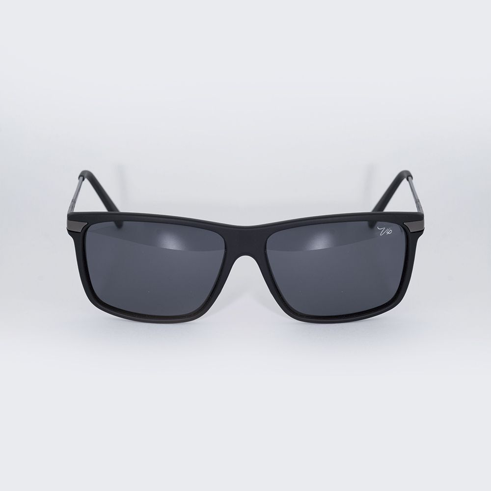 Óculos de Sol Vip Preto Fosco 172027