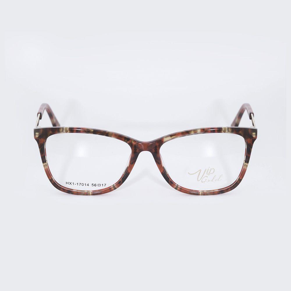 Óculos de Grau Vip Tartaruga Vermelha 18-17014