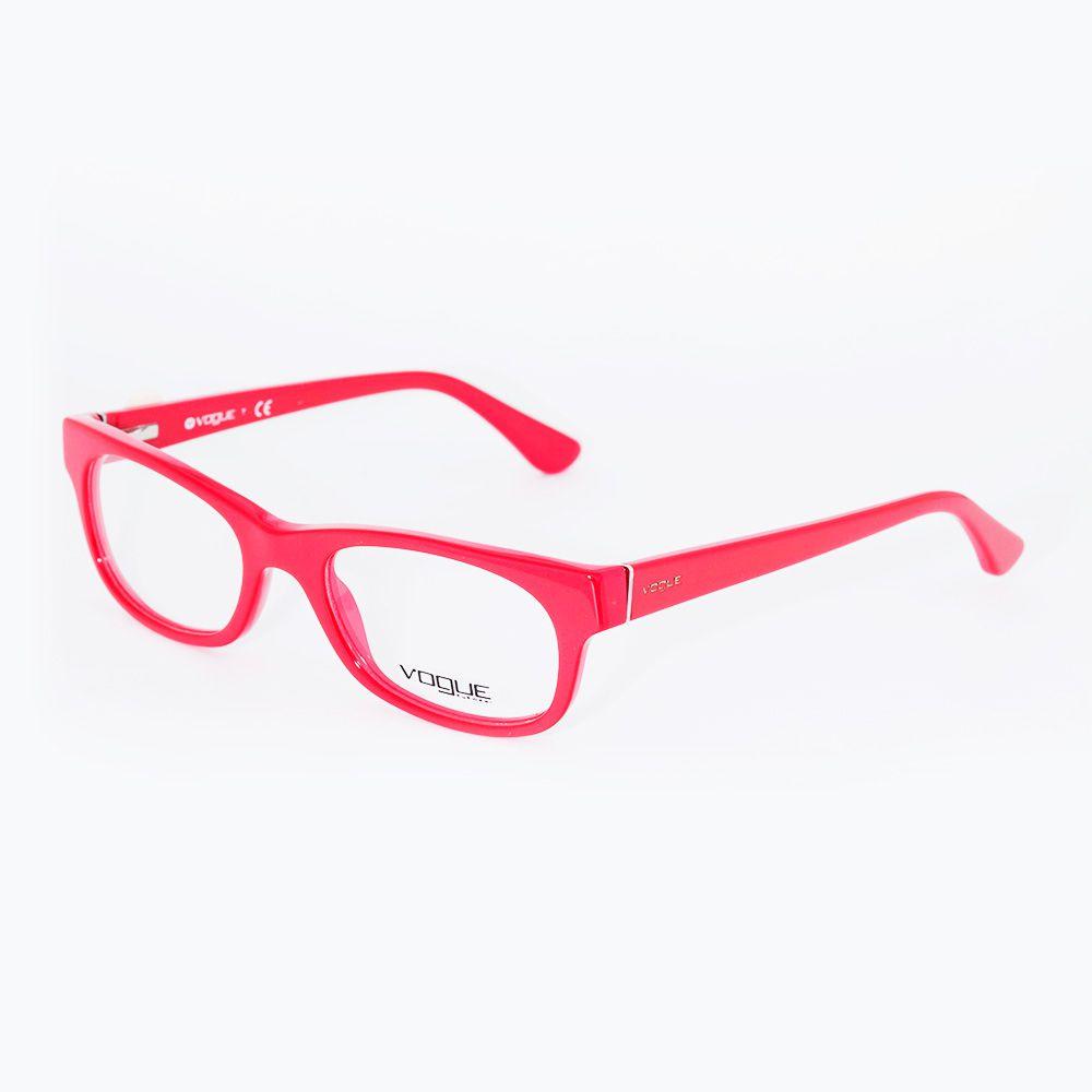 Óculos de Grau Vogue Vermelho 2135
