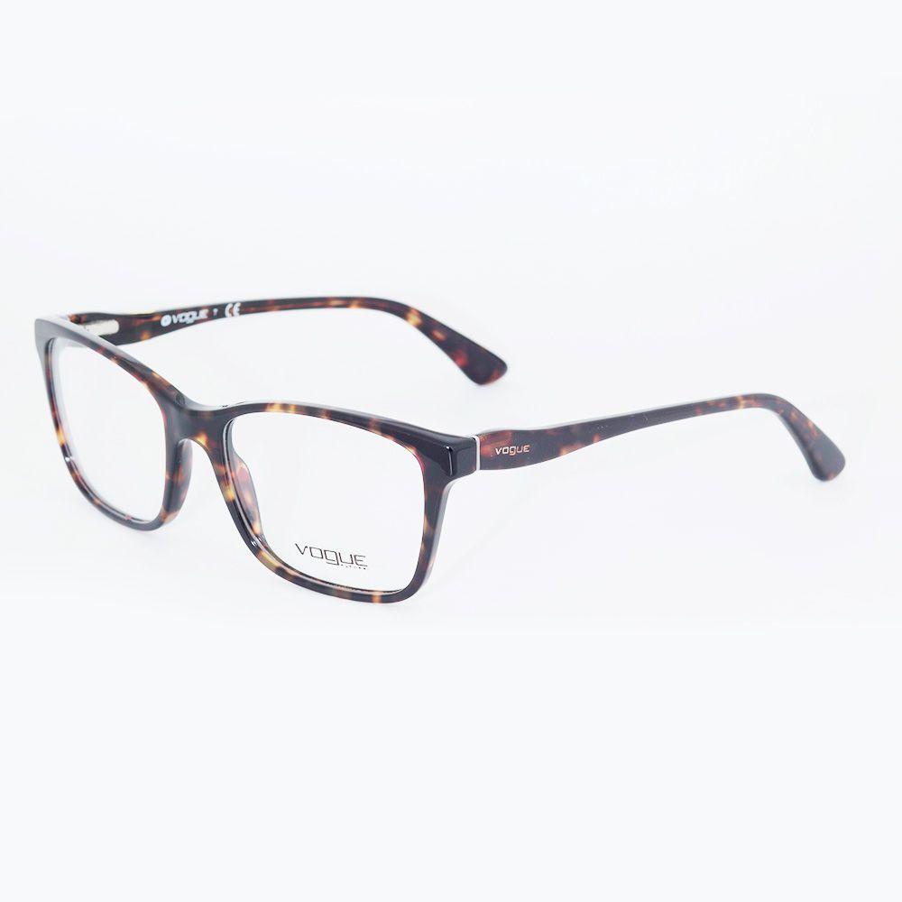 Óculos de Grau Vogue Tartaruga Café 2907