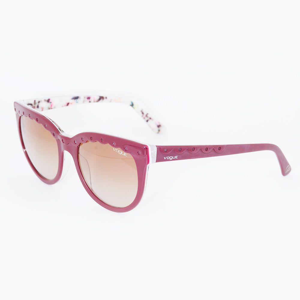 Óculos de Sol Vogue Vinho 2889