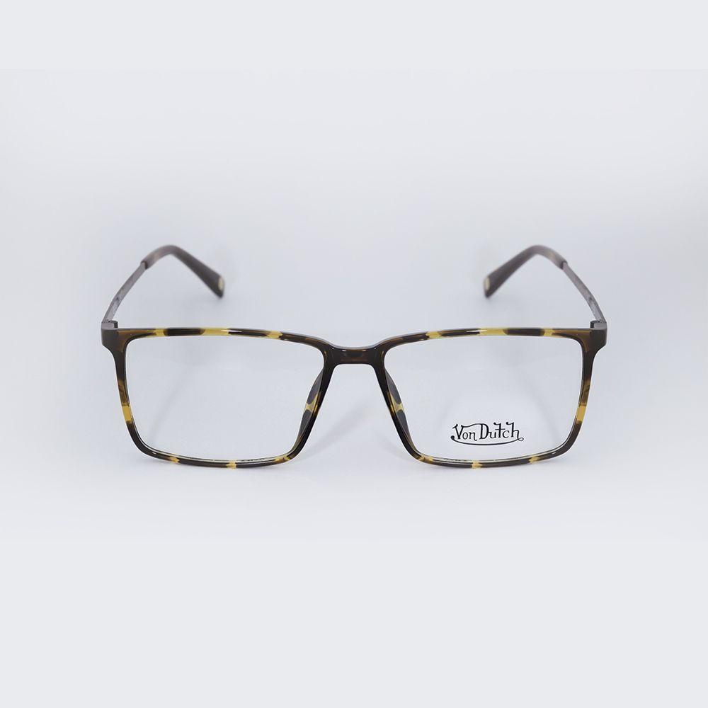 Óculos de Grau Von Dutch Tartaruga 61315