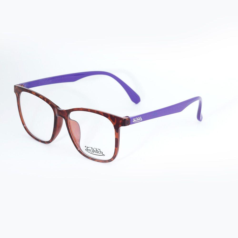 Óculos de Grau Von Dutch Tartaruga 61503