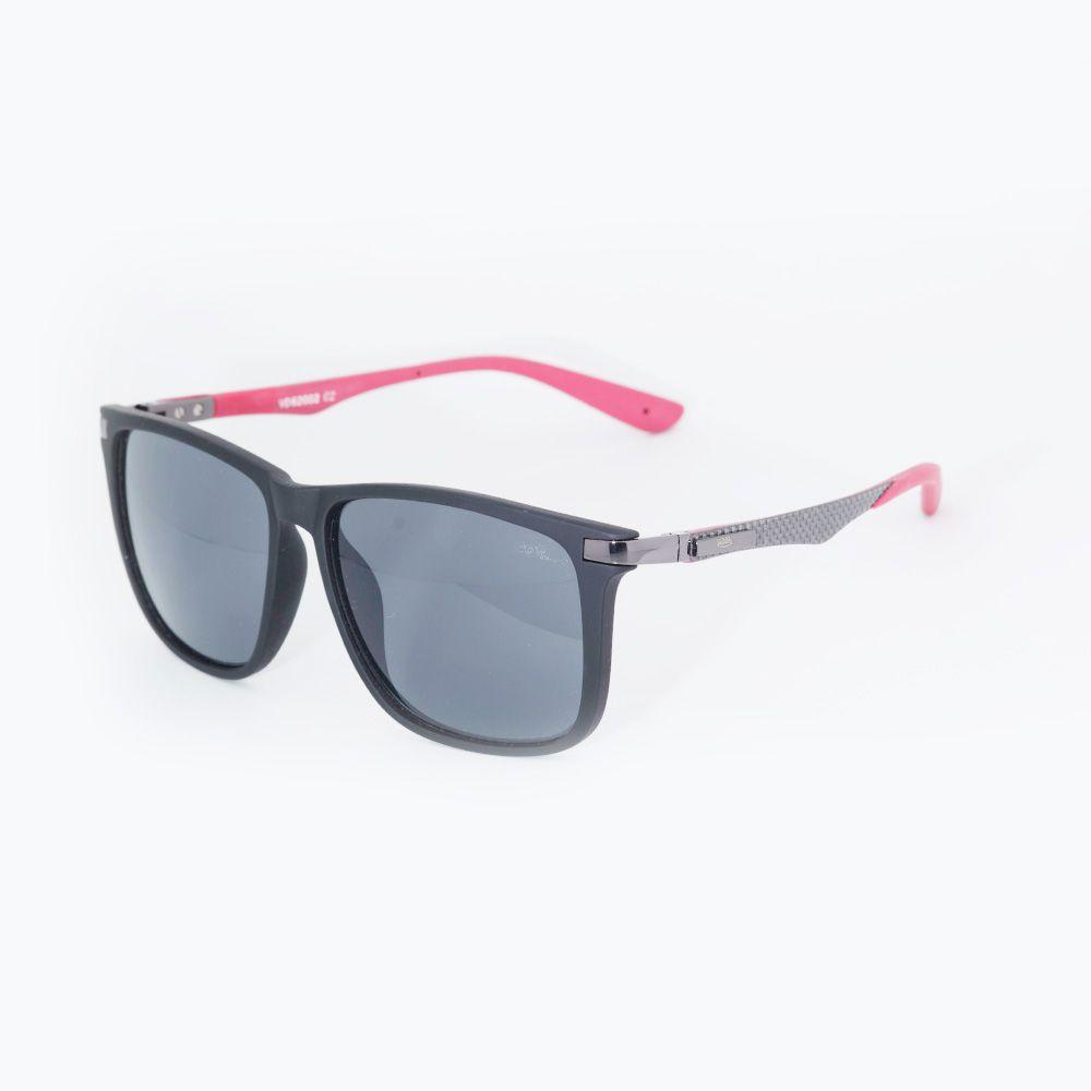 Óculos de Sol Von Dutch Preto Fosco 62002