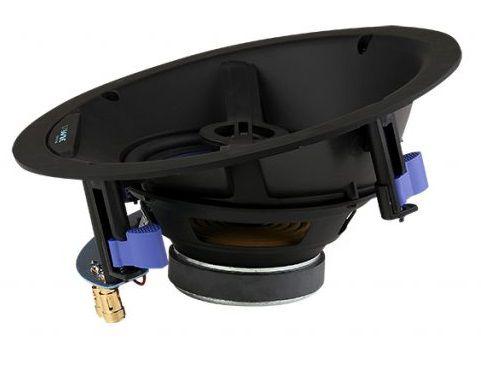 Caixa acústica de embutir para kit angulada WAVE WIN120 falante de 6,5