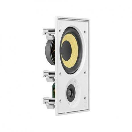 Caixa acústica de embutir para kit  JBL CI6R com cone de Kevlar 6,5