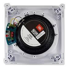 """Caixa acústica de embutir para kit  JBL CI6S com cone de Kevlar 6,5"""" (Unidade)"""