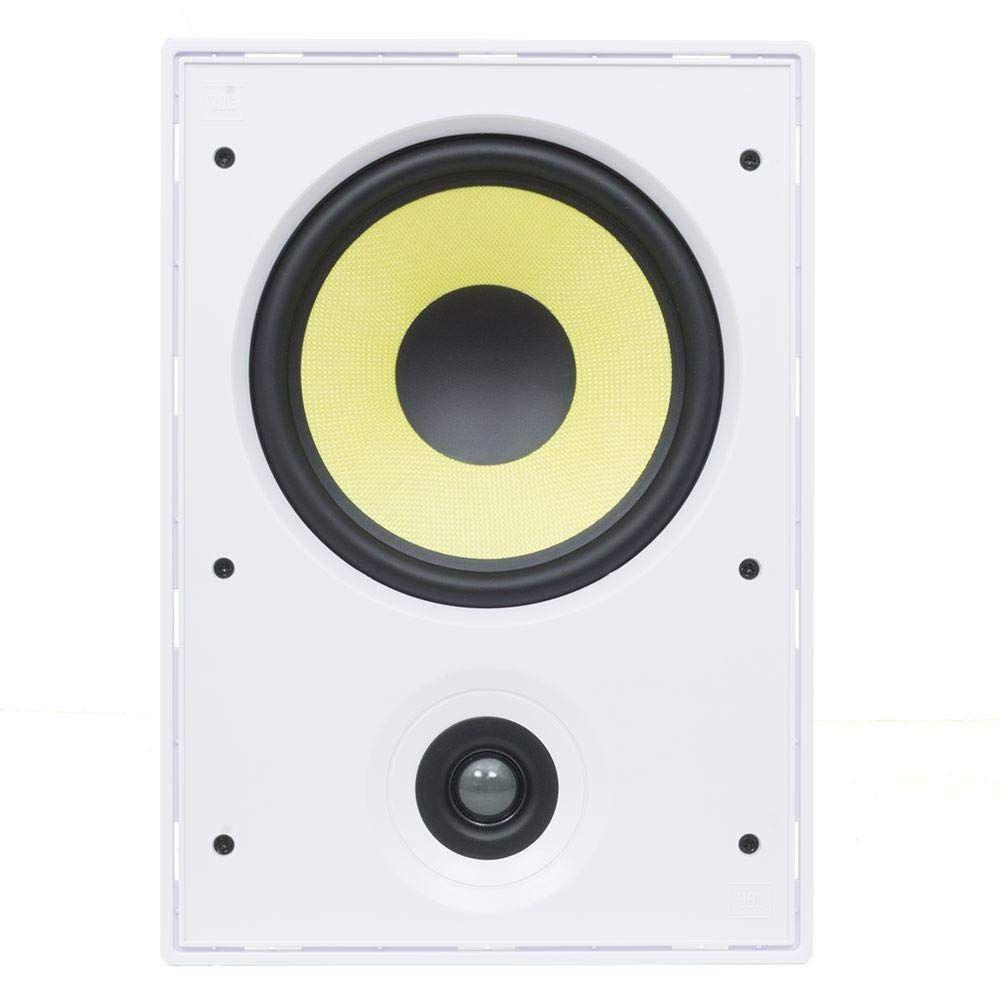 Caixa de Som de embutir retangular para kit JBL Ci8R 100W Rms