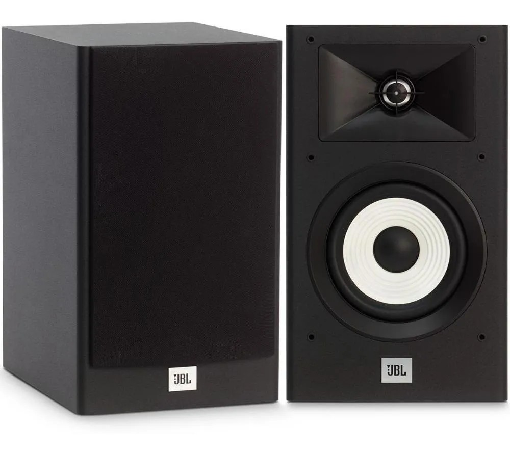 JBL Stage A130 - Par de caixas acústicas Bookshelf 5,25