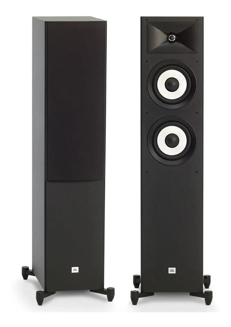 JBL Stage A180 - Par de caixas acústicas Torre Dual 6,5