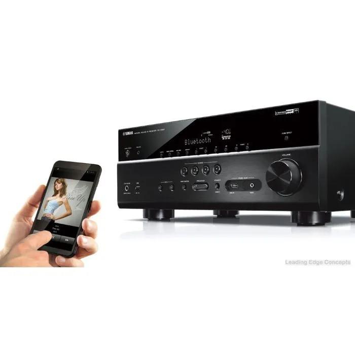 Receiver Yamaha RX-V585 MusicCast - Bivolt - ( oficial versão S )