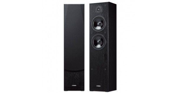 Yamaha NS-F51 - Par de caixas acústicas Torre para Home Theater - PRETO