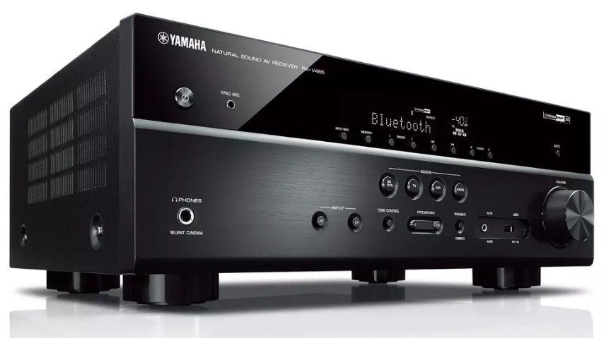 Receiver Yamaha RX-V485 MusicCast - Bivolt - ( oficial versão S )