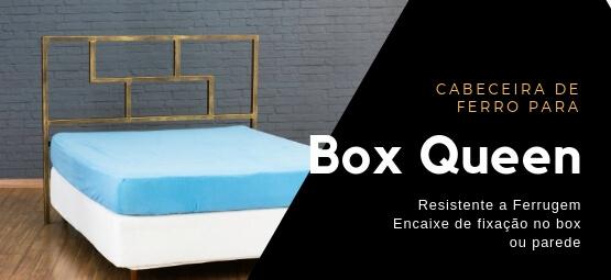 Cabeceiras para box Queen Size