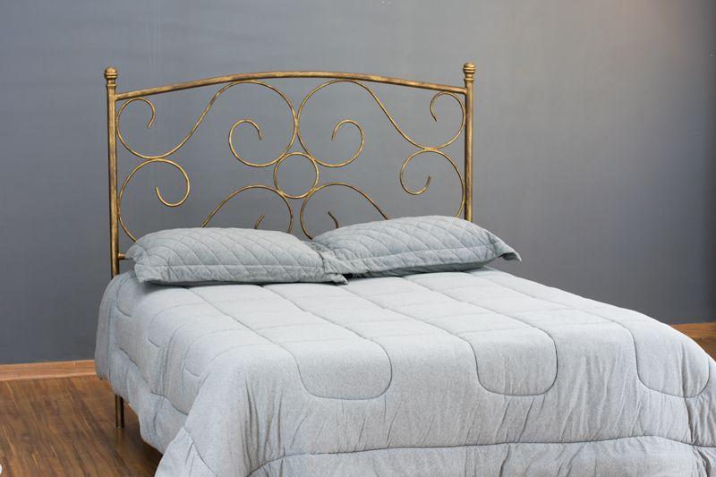Cabeceira de Ferro Sensação para cama de Casal