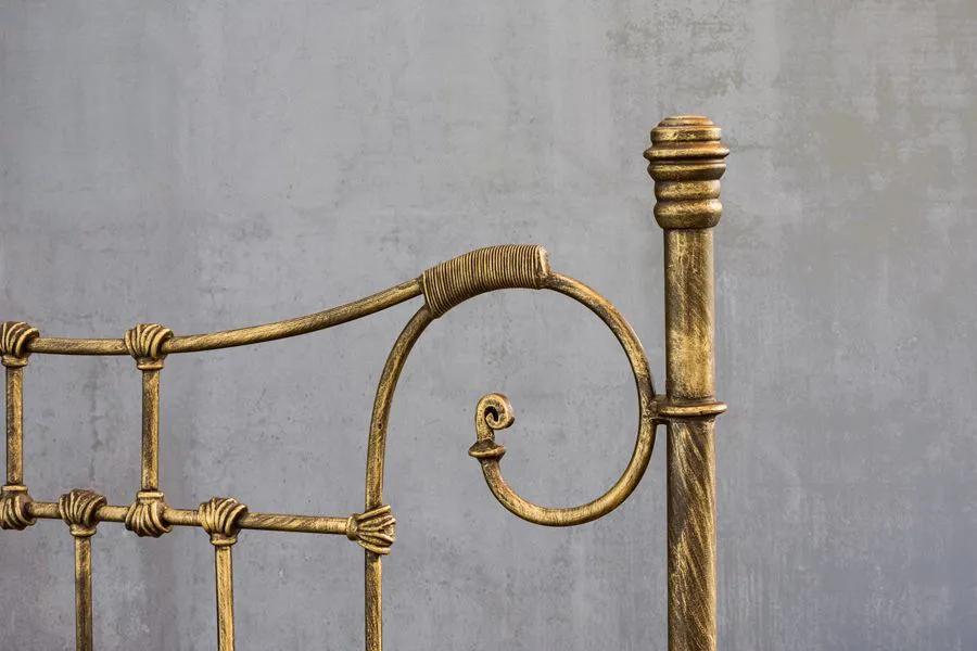 Cabeceira Francesa Solteiro - Fixação de parede