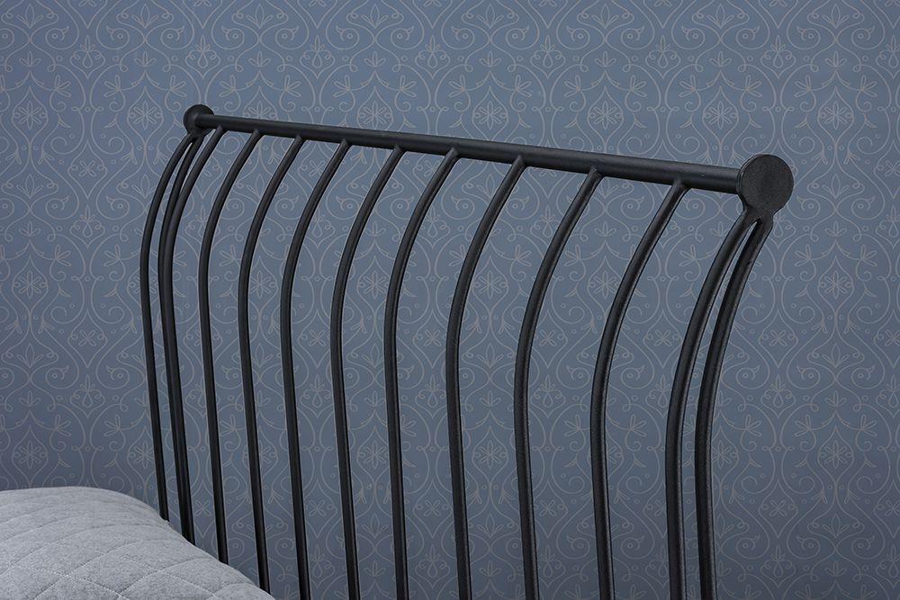 Cama de ferro Mar Viúva sem Peseira