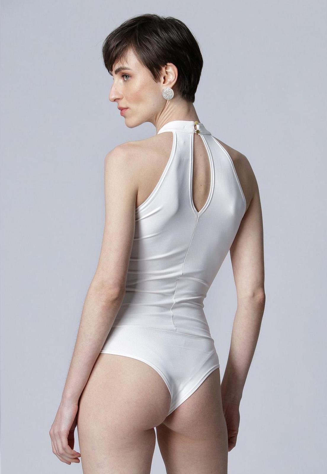 Body Gola Alta Off White