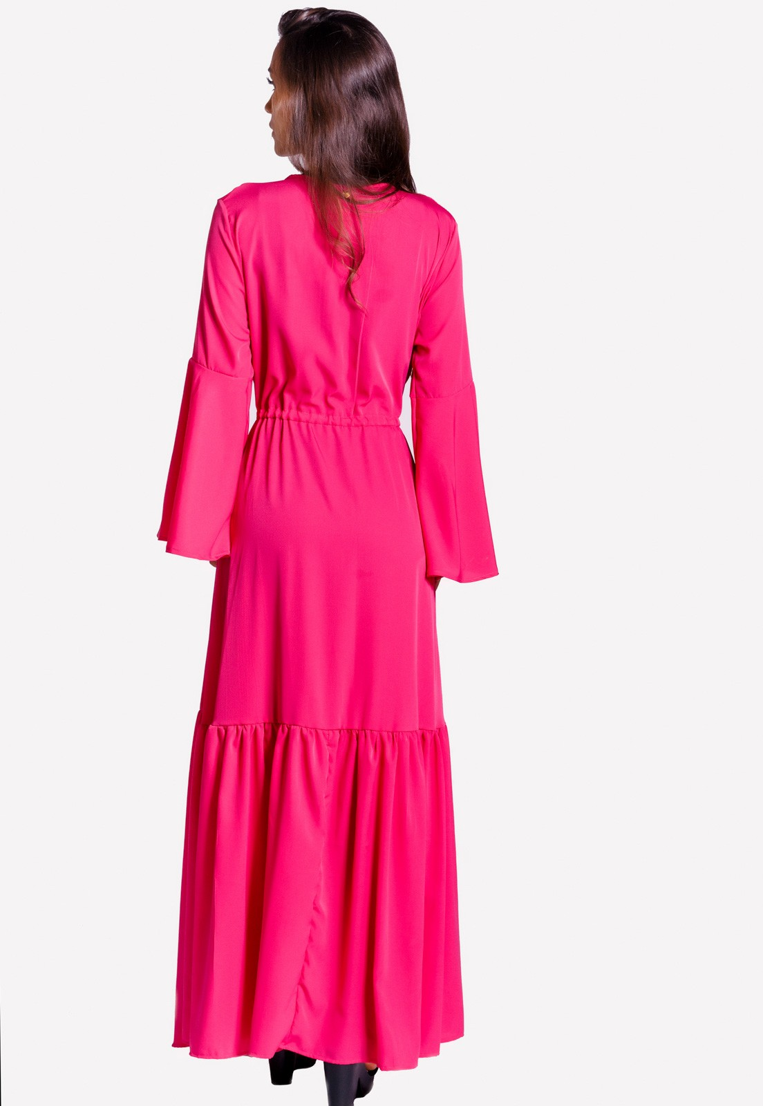 Kaftan Mykonos Longo Rosa Pink