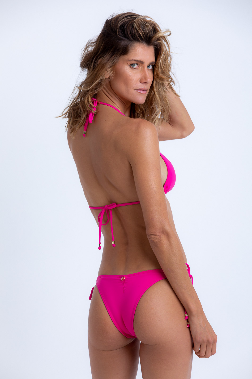 Tanga Amanda Cortina Pink