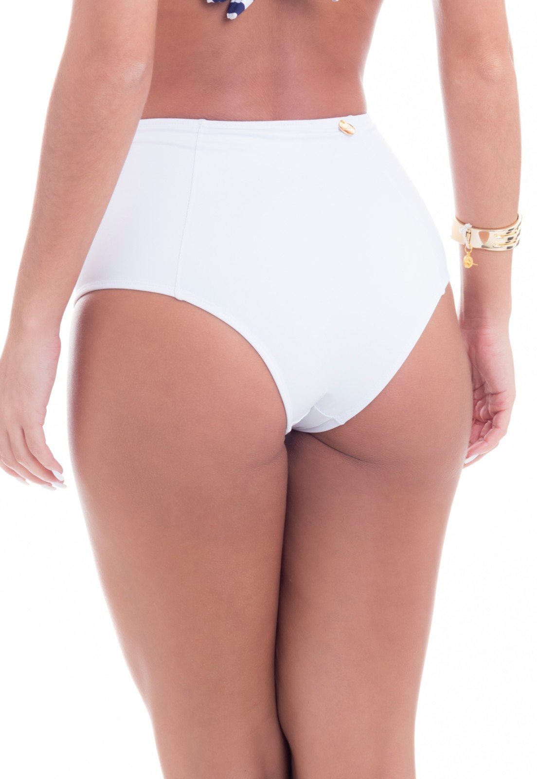 Tanga Hot Pant Branca