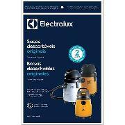 Saco Descartável Para Aspirador Electrolux Gt30n Kit C/3 Un.