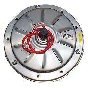 Motor Ventilador De Teto Ventisol 127v Prata