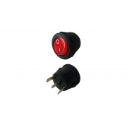 Botão Liga Desliga Chave Interruptor c/ Led Cafeteira