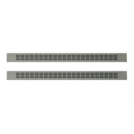 Grade De Aço Inox De Ventilação Para Forno De Embutir | 02 Peças
