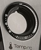 Botão De Temperatura Fritadeira Air Fryer Mondial Original