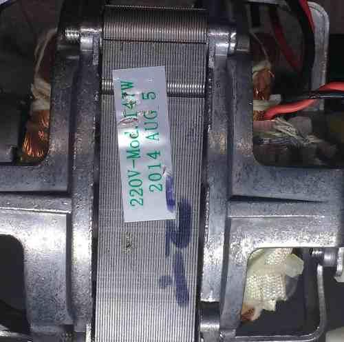 Motor Ventilador Parede Ventisol 147w 220v