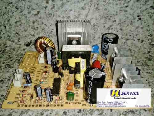 Placa Eletronica Purificador E Bebedor Polar 127v  - HL SERVICE
