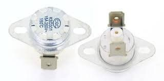 Termostato Ksd301 150c 150 Graus Com Reset Manual