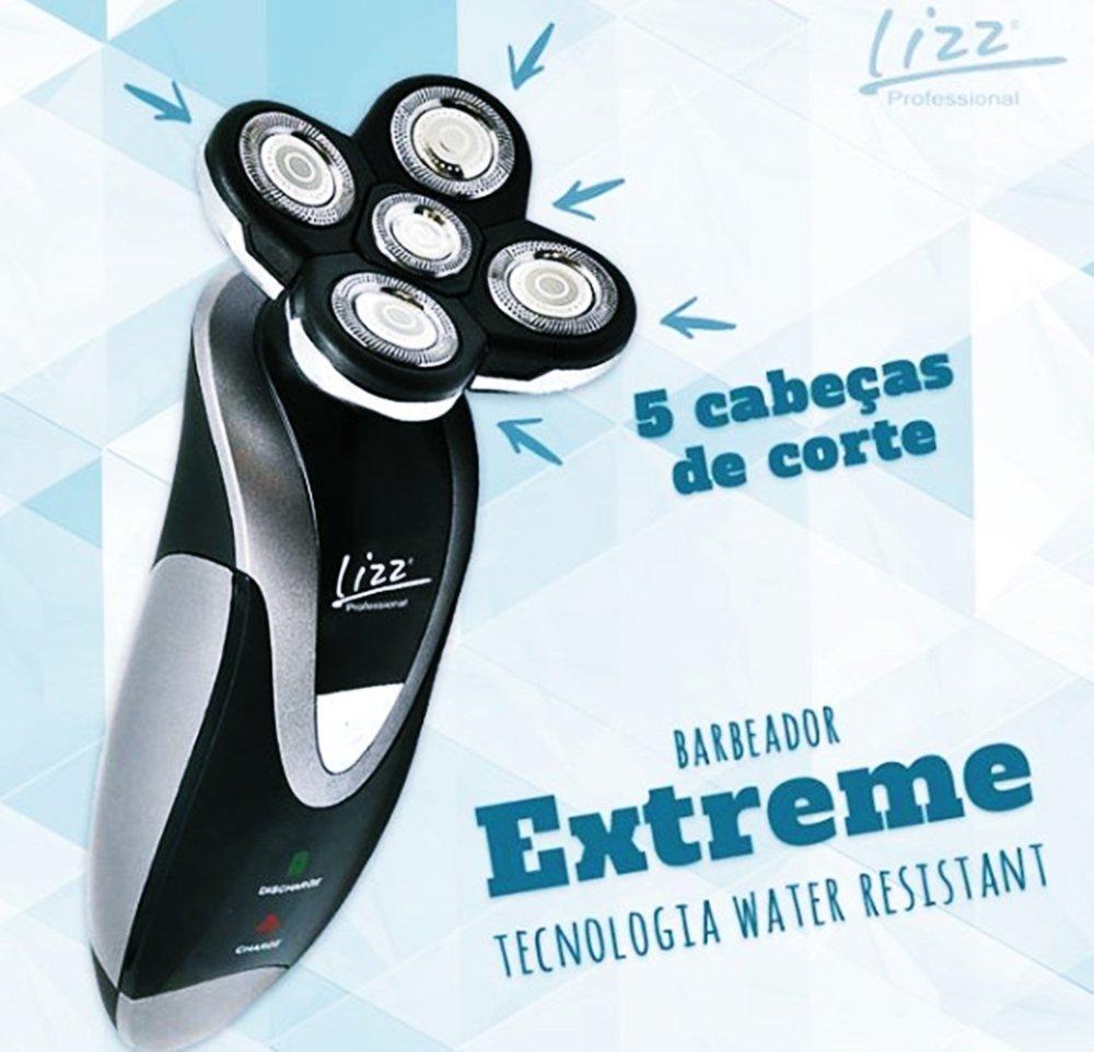 Cabeça Lâmina Barbeador Lizz Extreme TO4000