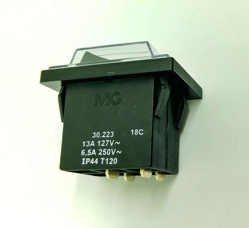 CHAVE INTERRUPTOR COM CAPA 16A (64400488) ELECTROLUX